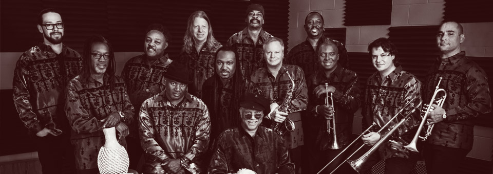תמונת נושא עבור Al McKay´s EARTH WIND & FIRE EXPERIENCE