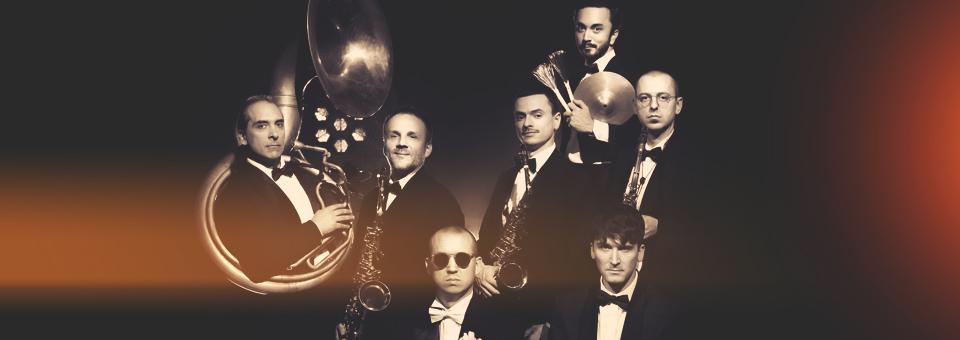 תמונת נושא עבור Jazz Band Młynarski – Masecki