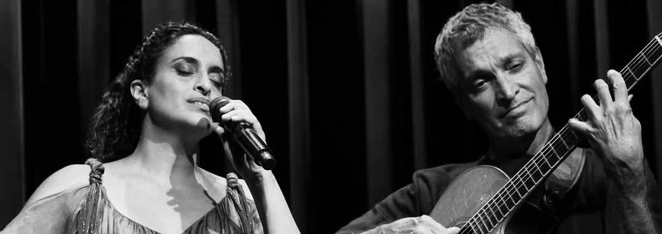 תמונת נושא עבור אחינועם ניני וגיל דור משיקים אלבום ג׳אז